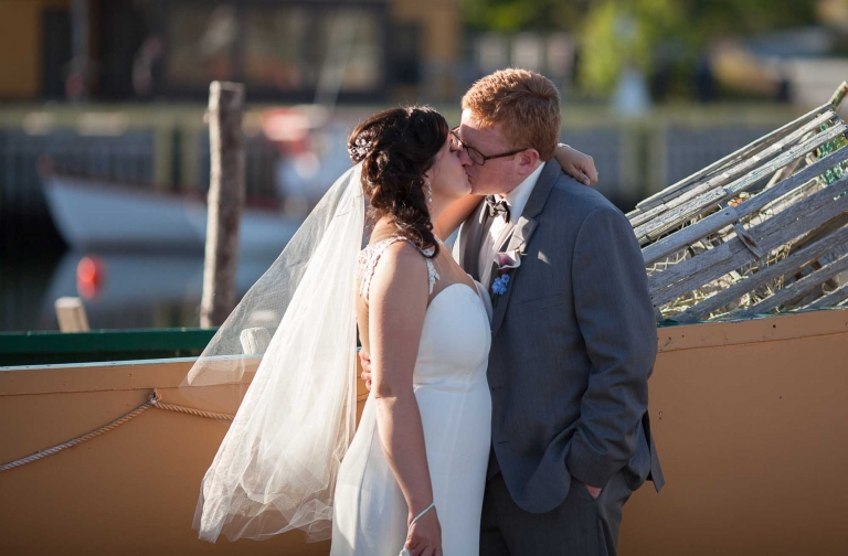 newfoundland wedding st.john's mike mahoney photographer boats water