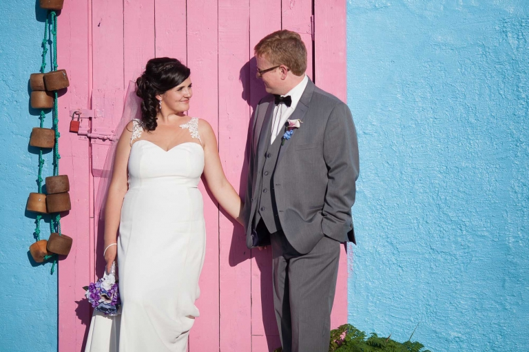 newfoundland wedding st.john's mike mahoney photographer quidi vidi
